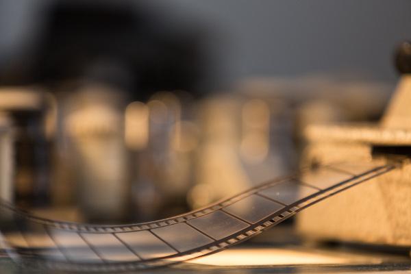 Cordmaterial und Filme Restaurierung